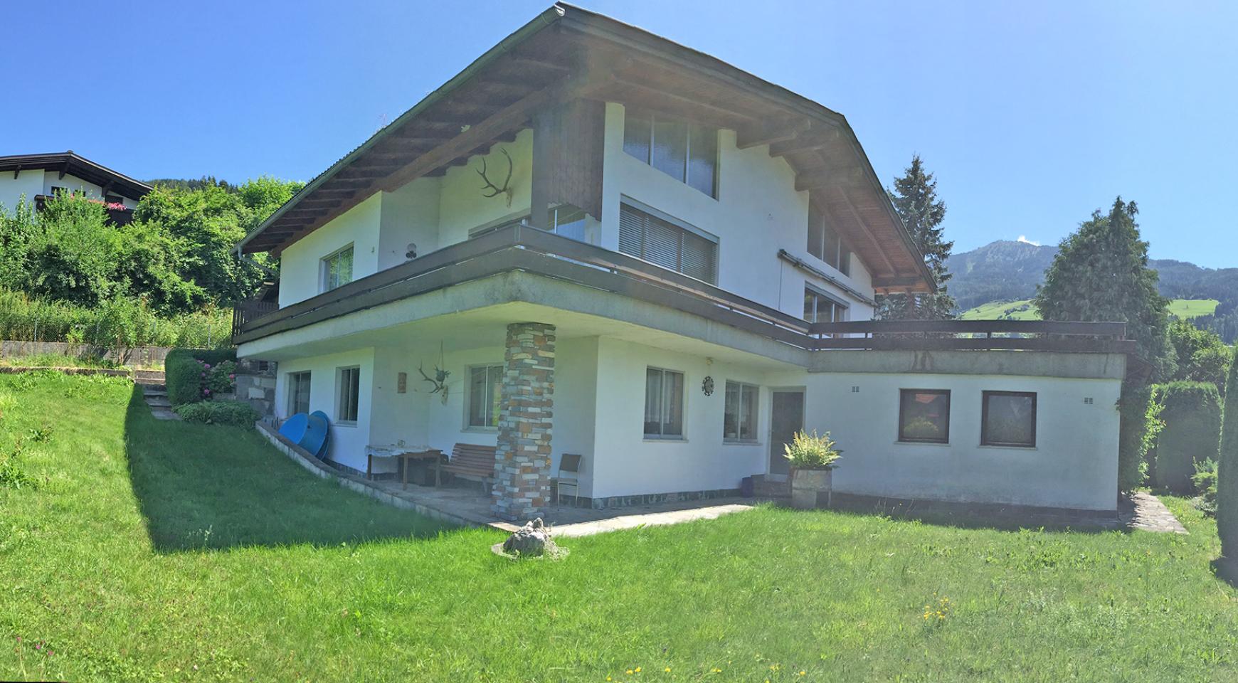 Einfamilienhaus mit freiem Blick am Wattenberg