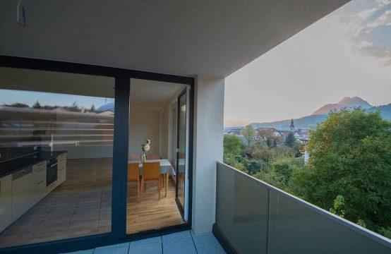 Erstklassige NEUBAU 2-Zimmer-Wohnung mit Panoramablick im Zentrum von Schwaz