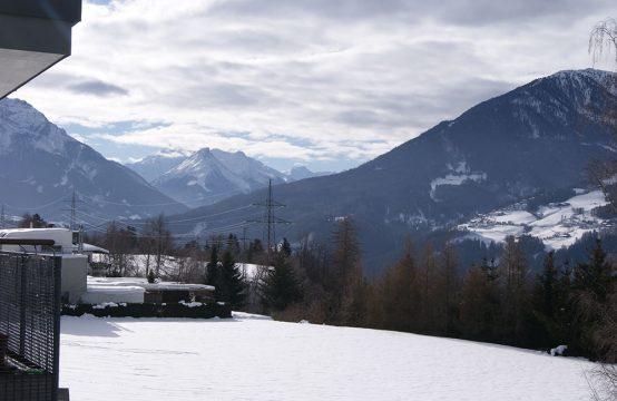 Exklusive Dreizimmerwohnung mit traumhaftem Gletscherblick in Igls