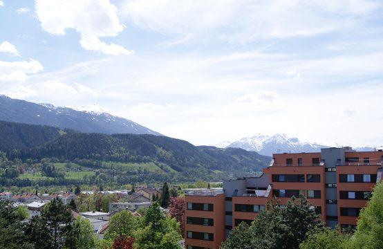 Reizende Zweizimmerwohnung mit Bergblick in Hall i.T.